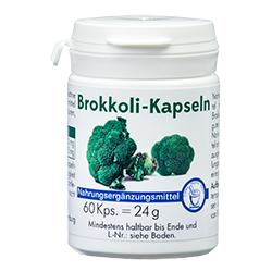 Brokkoli-Kapseln