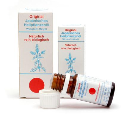 Original Japanisches Heilpflanzenöl