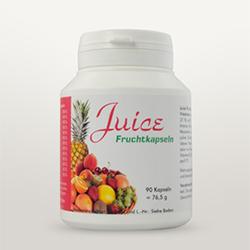 Juice-Fruchtkapseln