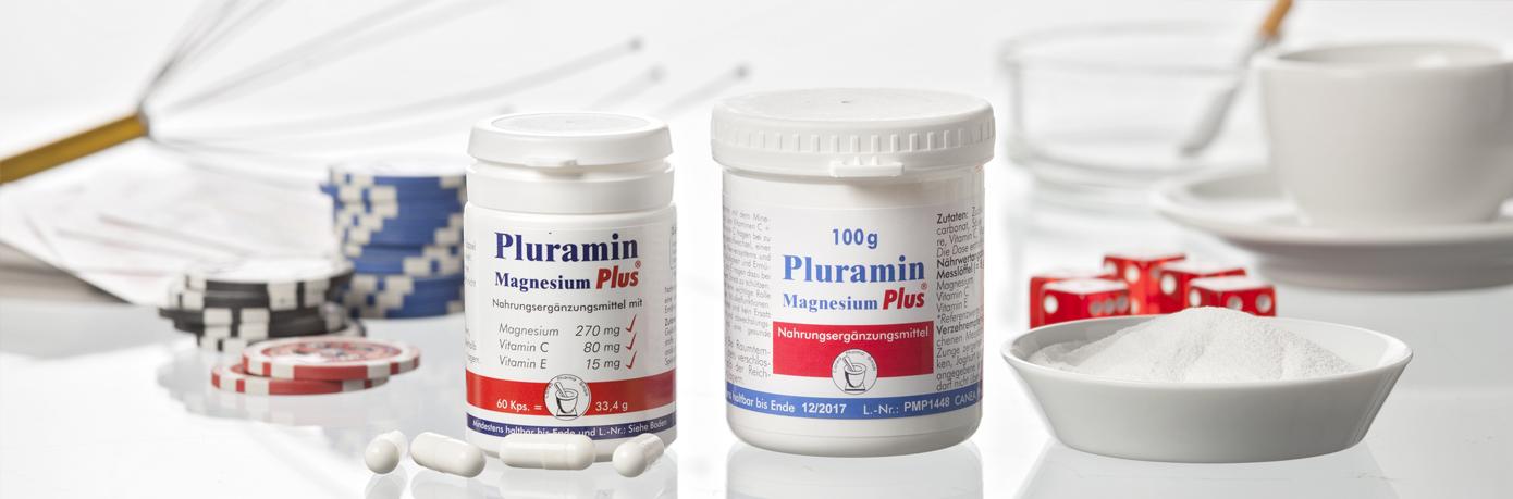 Pluramin-Magnesium-Plus